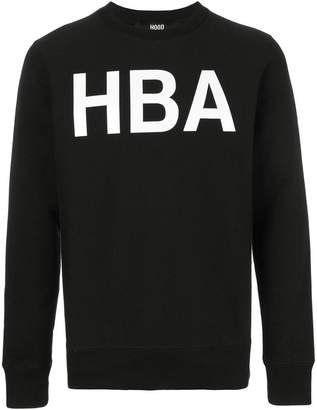 Hood by Air Rehab crew neck sweatshirt