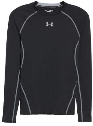 Under Armour HeatGear(R) Compression Fit Long Sleeve T-Shirt
