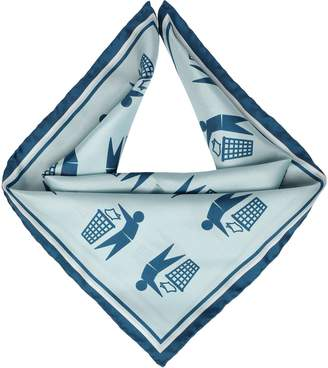Anya Hindmarch Square scarves