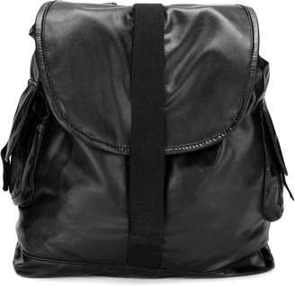 Andorine large strappy backpack