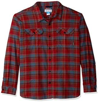 3889b09c35d Columbia Men's Flare Gun Flannel III Long Sleeve Shirt