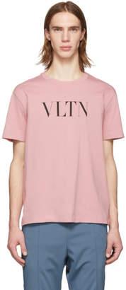 Valentino Pink VLTN T-Shirt