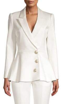 Misha Collection Novalee Peplum Blazer