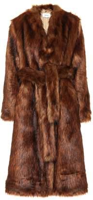 Nanushka Pas faux fur coat