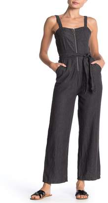 Cotton On Coco Strappy Zip Woven Jumpsuit