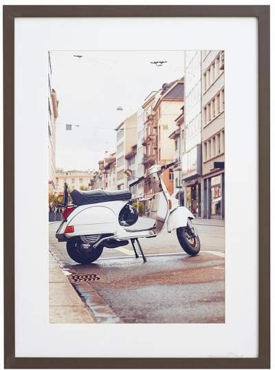 Vespa Framed Art