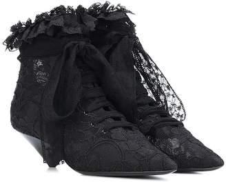 Blaze 45 lace ankle boots