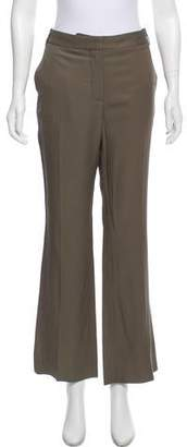Stella McCartney Mid-Rise Wide Leg Pants