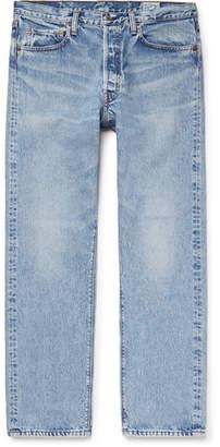 orSlow 105 Denim Jeans