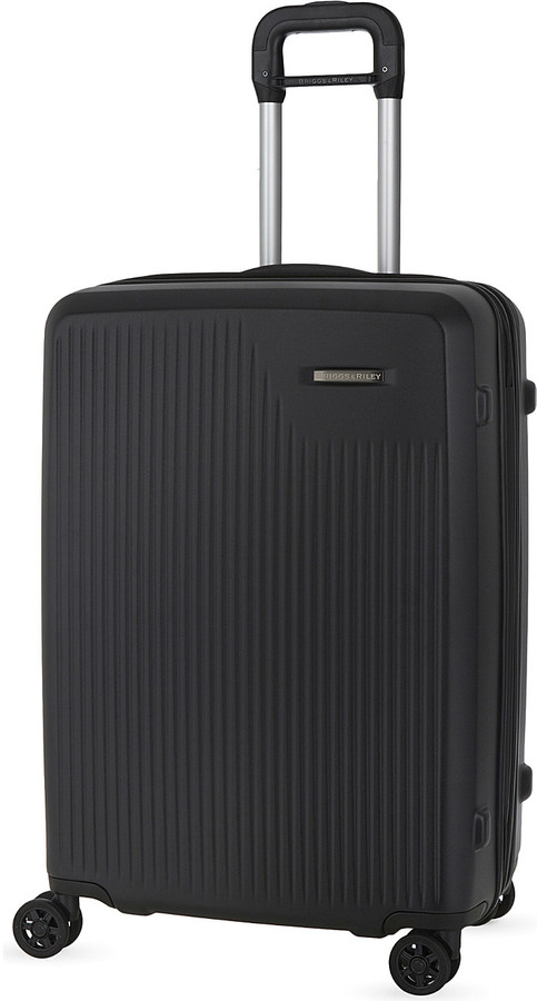 Briggs & Riley Briggs & Riley Sympatico medium expandable four-wheel suitcase 68.5cm
