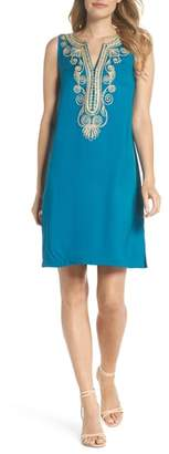Lilly Pulitzer R) Carlotta Shift Dress