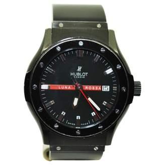 Hublot Classic ceramic watch
