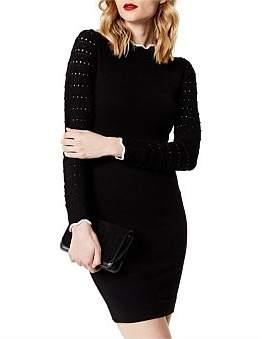 Karen Millen Fitted Knit Dress