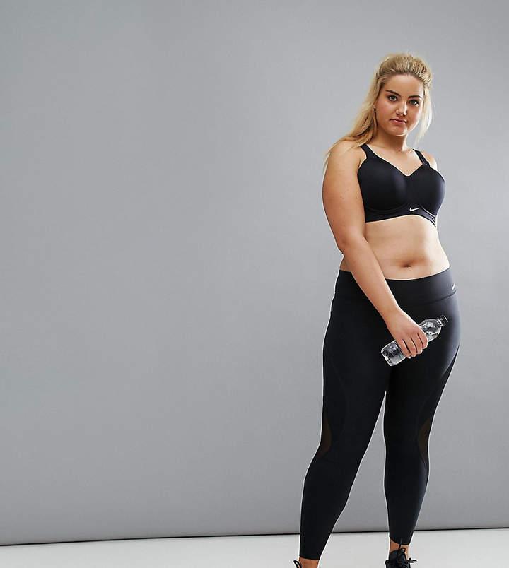 Nike Training Nike Plus – Training Power – Legendäre Tights in Schwarz