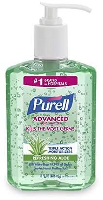Alöe Purell Adv 8oz Pump (2 Pack)