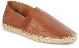 Vince Tucker Textured Leather Casual Shoes