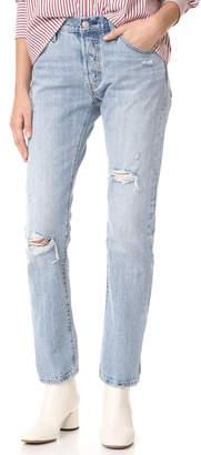 Levi's 501 Jeans $90 thestylecure.com