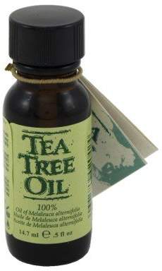 Gena Tea Tree Oil 0.5 Ounce (6 Pieces) (14ml)