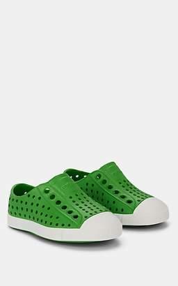 Native Kids' Jefferson Slip-On Sneakers - Green