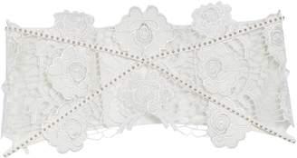 ANN SUMMERS Tamara White Corset Belt
