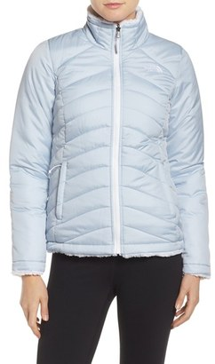 Women's The North Face 'Mossbud Swirl' Water Resistant Jacket $149 thestylecure.com