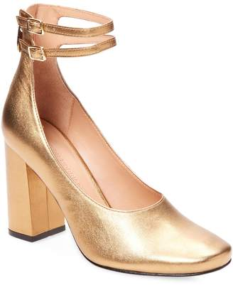 Sigerson Morrison Women's Leather High Heel Pump