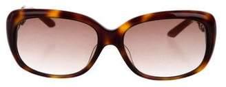 Missoni Tortoiseshell Gradient Sunglasses