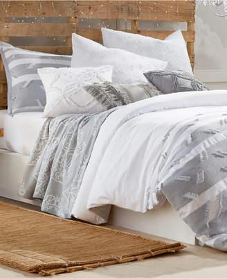 Peri Home Stripe Fringe Bedding Collection