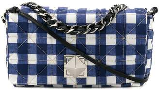 Sonia Rykiel quilted gingham handbag