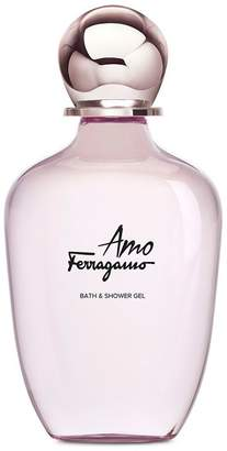 Salvatore Ferragamo Amo Bath & Shower Gel