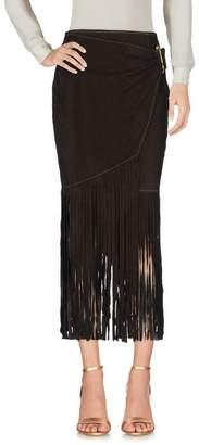 Tamara Mellon Knee length skirt