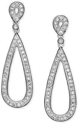 Danori Earrings, Crystal Teardop