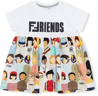 Fendi (フェンディ) - Fendi Kids プリント ドレス