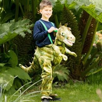 Amscan Dress Up By Design Ride On Dinosaur Childs Fancy Dress Costume - Ride On Dinosaur -6-8 Years by Travis designs