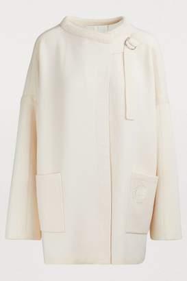Chloé Wool blend coat