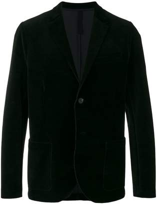 Harris Wharf London classic single-breasted blazer