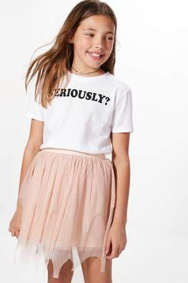 boohoo Girls Boutique Netted Tutu