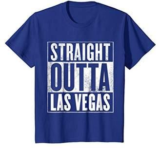 Las Vegas T-Shirt - STRAIGHT OUTTA LAS VEGAS Shirt