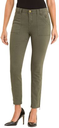 Women's Haggar Ankle-Zipper Jeggings $69 thestylecure.com