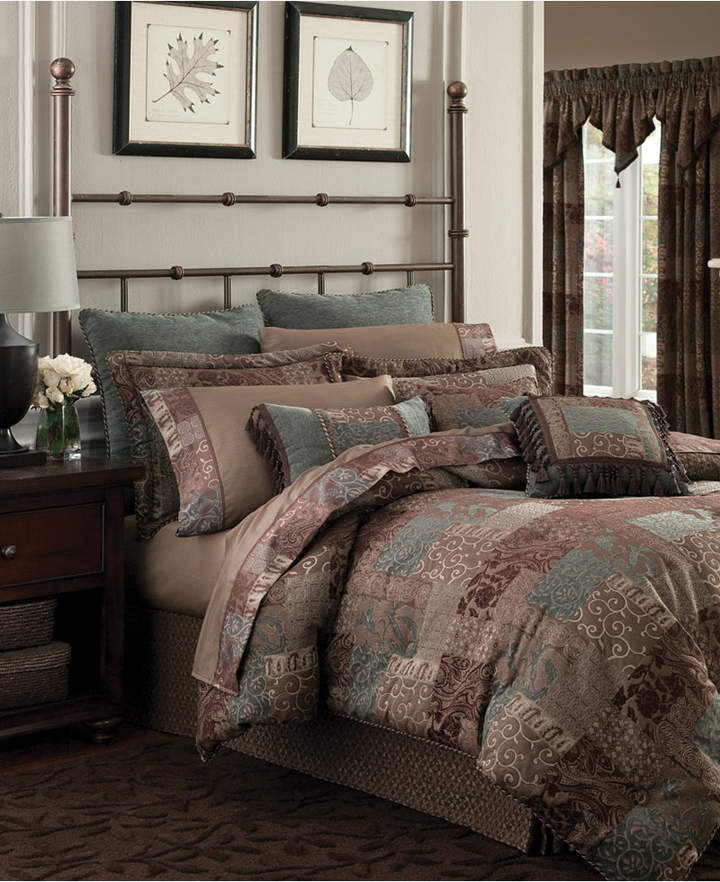 Croscill Croscill Galleria Brown King Comforter Set