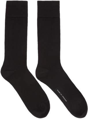 Tiger of Sweden Three-Pack Black Epalett Socks