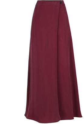 Flow Red Berry Wrap Me Skirt