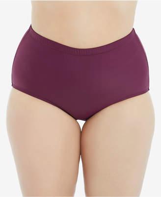 Raisins Curve Trendy Plus Size St. Vincent Bikini Bottoms