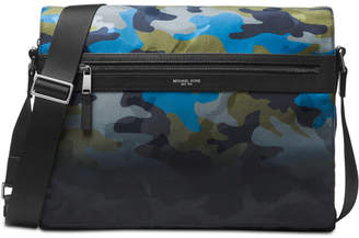 Michael Kors Men's Camo-Print Messenger Bag