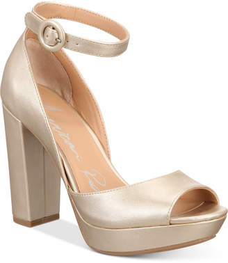 American Rag Reeta Block-Heel Platform Sandals, Women Shoes