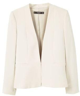 Mango Outlet Essential structured blazer