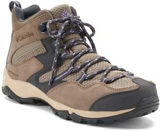 Columbia Maiden Peak Mid Women's Waterproof Hiking Boots