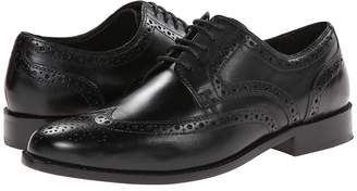 Nunn Bush Nelson Wing Tip Dress Casual Oxford Men's Dress Flat Shoes