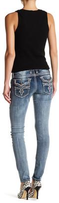 Rock Revival Trixie Denim Skinny Jean $169 thestylecure.com