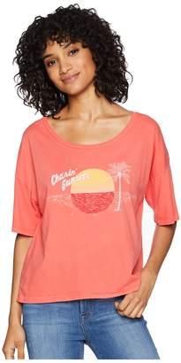 Amuse Society Sun Shine On Me Tee Women's T Shirt